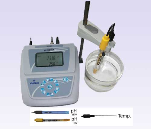 Ph Meter Lab : Dissolved oxygen meter orp reference electrodes